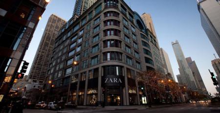 Zara tienda Chicago Estados Unidos