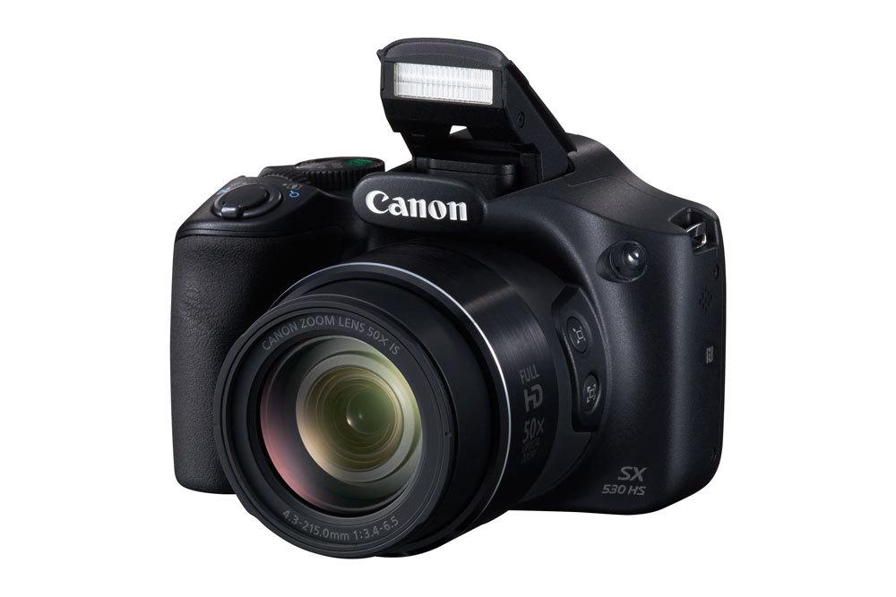 Nuevas cámaras PowerShot e Ixus de Canon