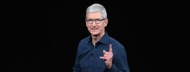 De menos de 150 a más de 300: las acciones de Apple han doblado su valor en un año