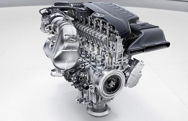 Mercedes-Benz vuelve a los seis cilindros en línea... y lo hace con hibridación de 48v