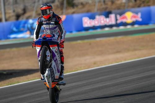 Albert Arenas repite victoria en Jerez para consolidarse como líder del mundial de Moto3