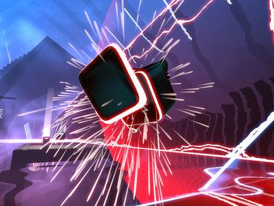 Beat Saber, o el juego que nos invita a jugar a Guitar Hero en realidad virtual... ¡con sables de luz!