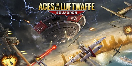 Aces of Luftwaffe: Squadron