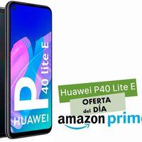 Precio mínimo  hoy en Amazon para el pequeño de la familia P40: hoy el Huawei P40 Lite E sólo cuesta 119 euros en Amazon