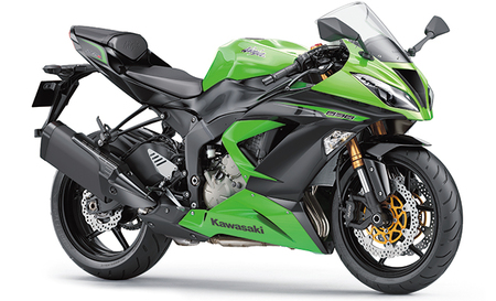 Kawasaki Ninja ZX-6R: vuelve la 636cc para dominar la cilindrada media