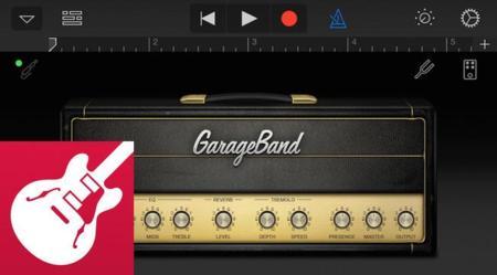 (GarageBand)RED Loop Pack y otras aplicaciones más se actualizan por una buena causa