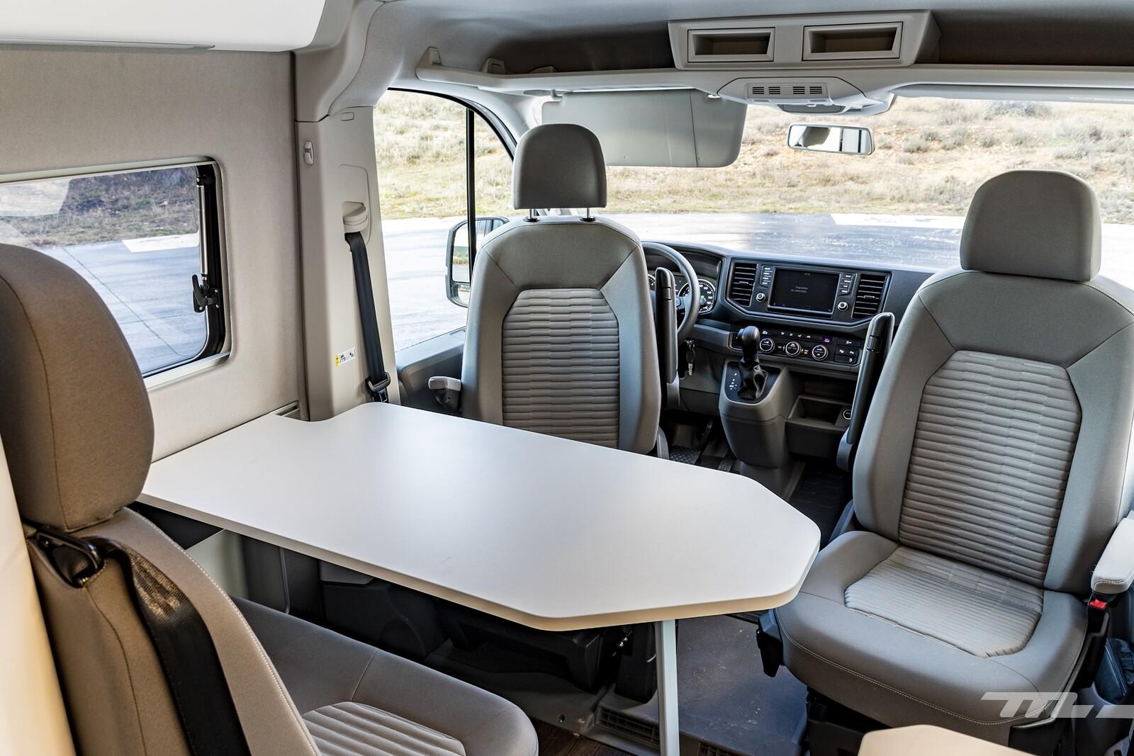 Foto de Volkswagen Grand California 2021, prueba (22/28)