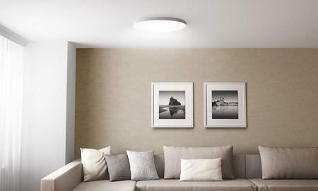 Xiaomi Smart Ceiling Light: precio mínimo en Amazon para iluminar tu salón de forma inteligente por sólo 39 euros