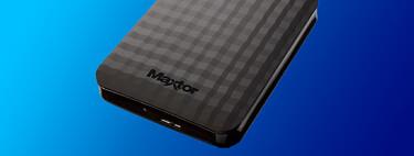 Gran cantidad de espacio y gran rebaja: este disco duro externo de 4 TB de Maxtor está más barato que nunca en Amazon por 85 euros