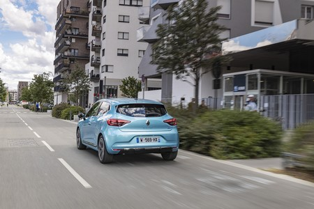 Renault Clio E Tech 2020 Prueba 024