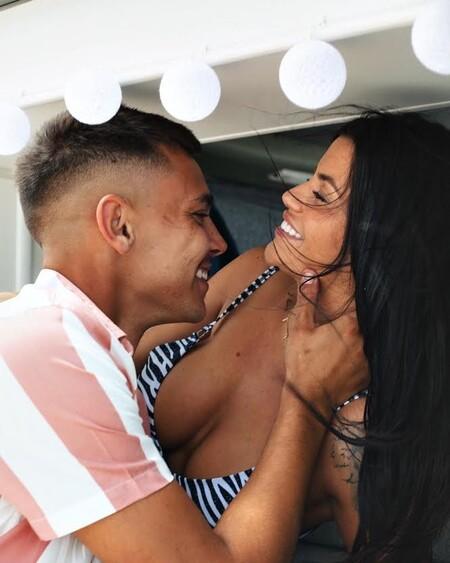 El romántico gesto con el que Lola Ortiz se ha despedido de su novio Luis Ojeda Suárez, fallecido a los 20 años de forma repentina