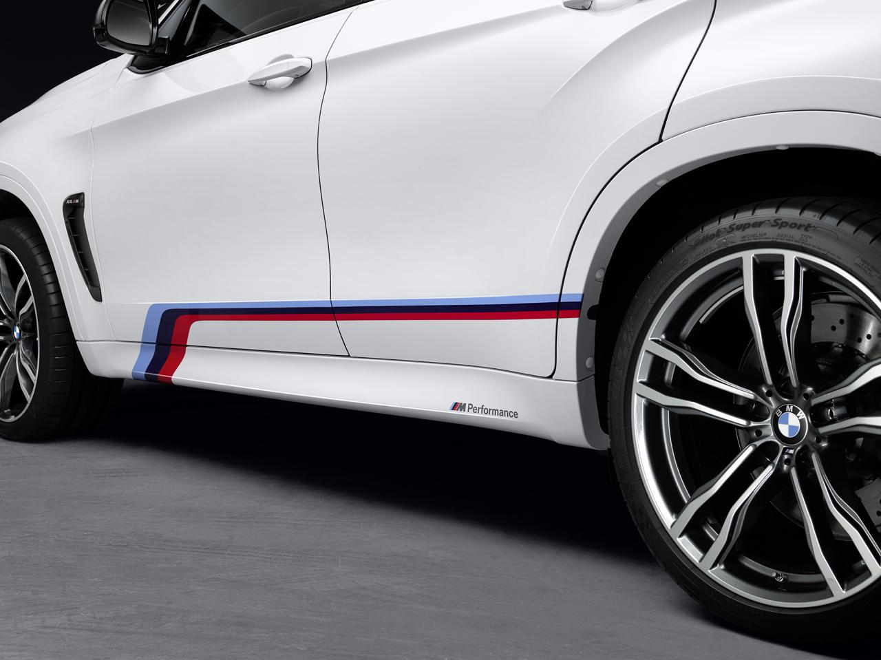Foto de BMW X5 M y BMW X6 M por M Performance (13/20)