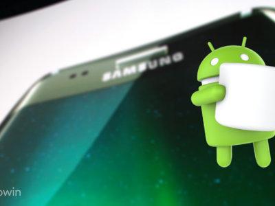 Samsung libera Marshmallow para el Galaxy S6 y S6 Edge