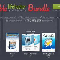 Humble Lifehacker Software Bundle: paga lo que quieras por este pack valorado en 300 dólares