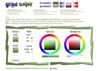 Grad color, generando degradados para el fondo de nuestro diseño web