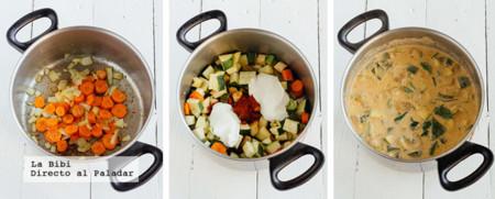 Sopa Verduras Prep