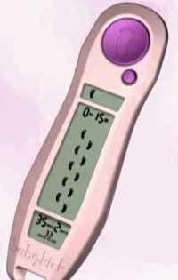 Baby Kick, un gadget que cuenta las pataditas de tu bebé