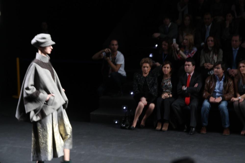 Foto de Jesús del Pozo en la Cibeles Fashion Week Otoño-Invierno 2011/2012 (60/71)