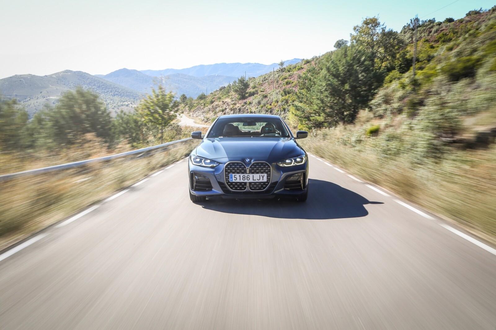 Foto de BMW Serie 4 Coupé (presentación) (57/85)
