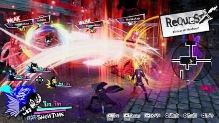 Persona 5 Strikers Avance 05