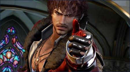 Miguel regresa a Tekken 7 y lo hace sumido en la cólera