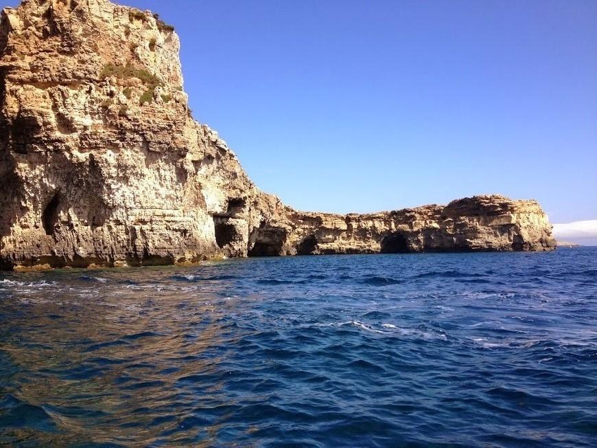 Isla mágica de Gozo