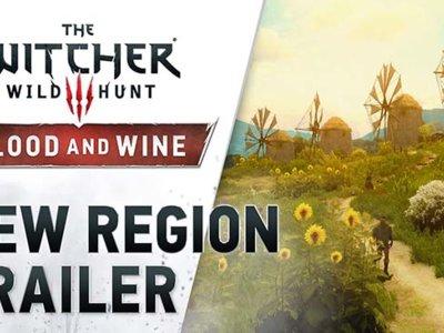 Conozcamos la nueva región para de The Witcher 3: Blood and Wine