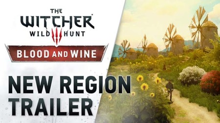 Conozcamos la nueva región para de The Witcher 3: Blood and Wine