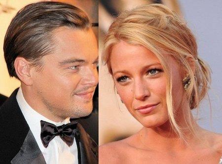 Leonardo DiCaprio y Blake Lively, ¿dos nuevos tortolitos?