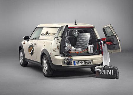 Mini Clubvan, del concept a la línea de producción