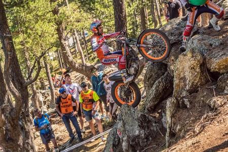Toni Bou Trial Gp Andorra 2017