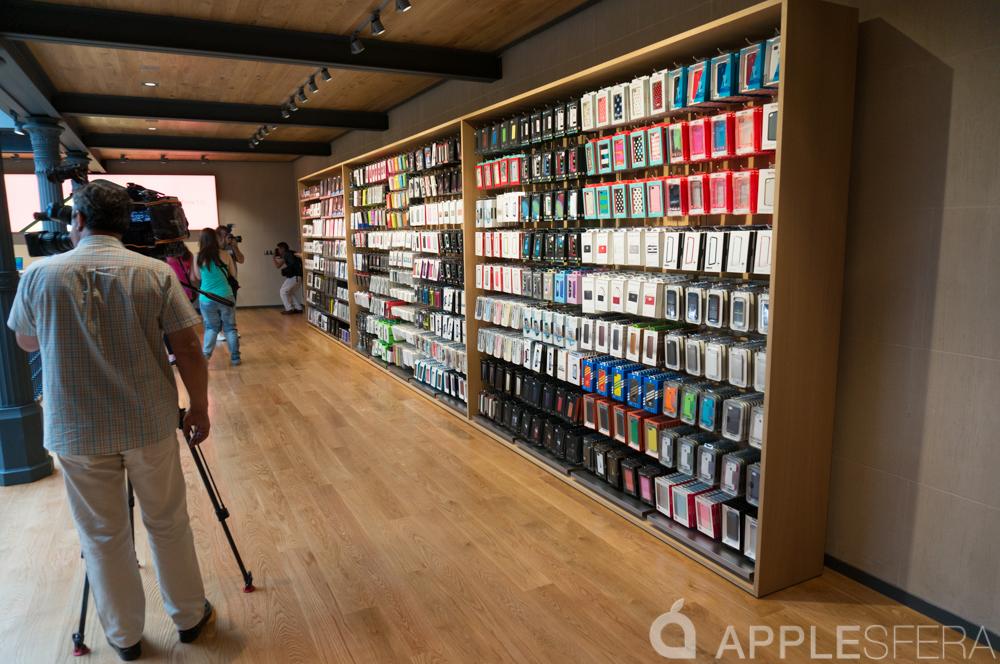 Foto de Apple Store, Puerta del Sol (13/92)