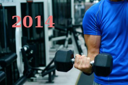 Cinco propósitos saludables que puedes plantearte para el 2014 y algunas ideas para lograrlos