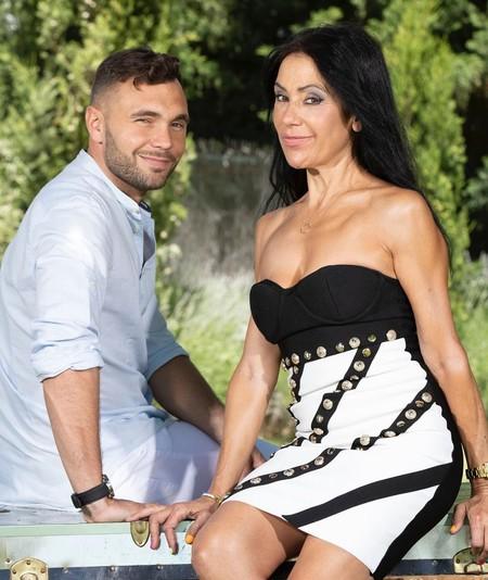 Maite Galdeano suelta zascas a dos manos: su hijo Cristian Suescun la ha tomado por un concesionario y ella está bastante hartita