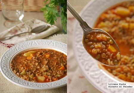 Cómo lograr platos de cuchara más ligeros y nutritivos