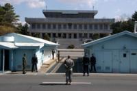 Kinect vigila la frontera entre las Coreas