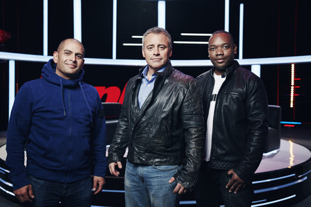 Matt LeBlanc se despide de Top Gear
