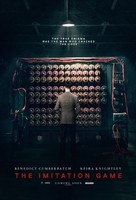 'The Imitation Game', cartel del premiado biopic con Benedict Cumberbatch