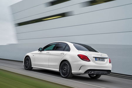 Mercedes Benz C450 Amg 4MATIC 6