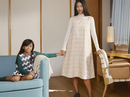 Uniqlo y Marimekko, la colección de punto que vas a querer tener para darle color a tus looks de invierno