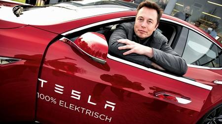 Elos Musk Tesla