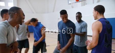 """Las Cámaras y """"Hey Siri"""" son los protagonistas de los nuevos anuncios para el iPhone 6s"""
