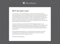 """Apple reconoce que su web de desarrolladores fue atacada, pero sin acceso a información """"sensible"""""""
