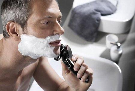 Philips Senso Touch 3D: primera afeitadora eléctrica que se puede utilizar con espuma de afeitar