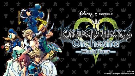 La magia de Square Enix y Disney llegará a México en octubre con 'KINGDOM HEARTS Orchestra'