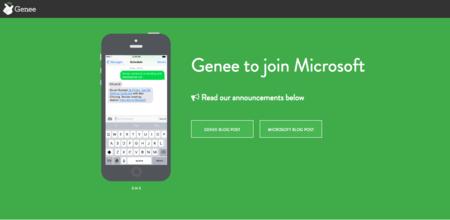 Microsoft compra Genee e integrará su IA en Office para programar reuniones automáticamente