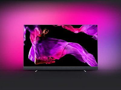 Philips tiene nuevo televisor, el OLED903: lo veremos en la IFA 2019 y ya sabemos que incluye una barra de sonido Bowers & Wilkins