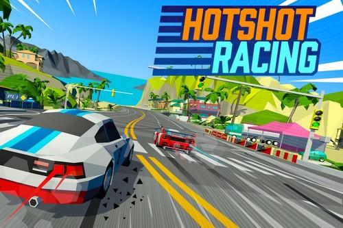 Análisis de Hotshot Racing, un buen chute de nostalgia para los fans de las carreras arcade