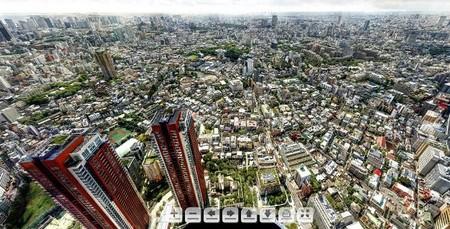 Tokio: increíble panorámica de gran resolución