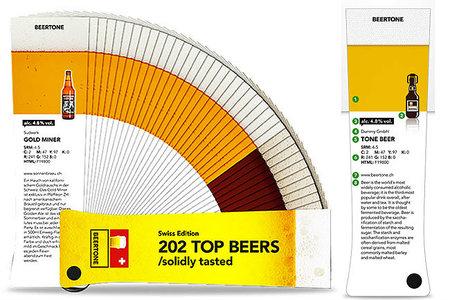 Beertone, la guía pantone para cerveceros